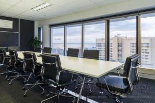 Image of boardroom at offices at Cape Flattery Silica Mines, Cairns