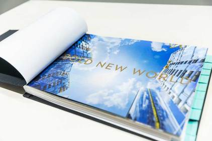 Image of Nova City Cairns display book