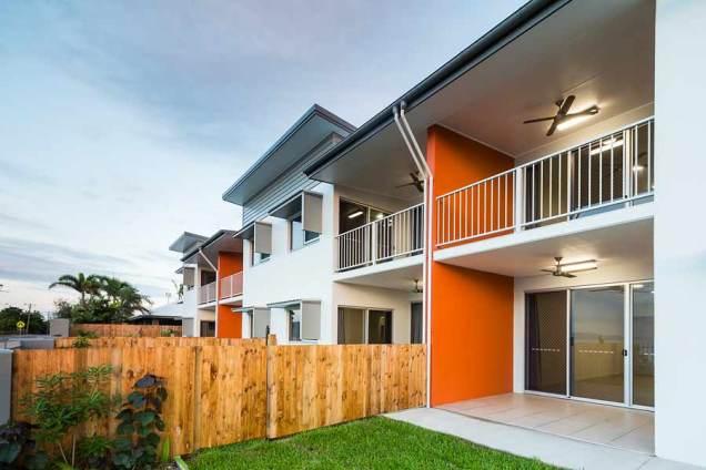 Image of unit housing development, Thursday Island