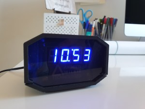 DIY Digital Clock