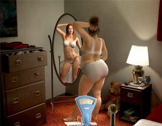 кривое зеркало