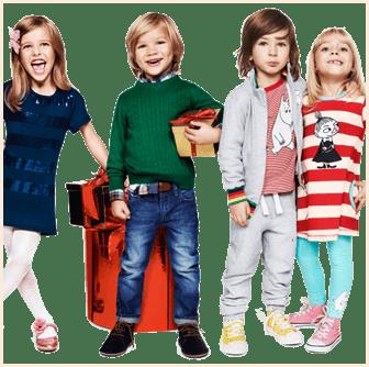 Фото детей, одетых по моде