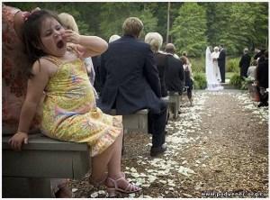 Скучно на вашей свадьбе