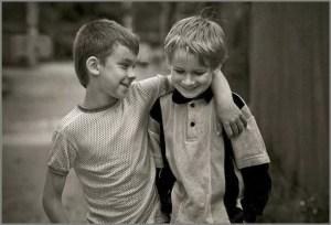 Мальчики дружат