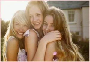 Подруги как сёстры