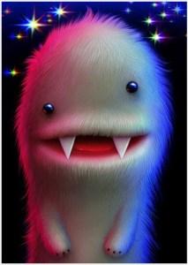 Картинка на аву с инопланетянином