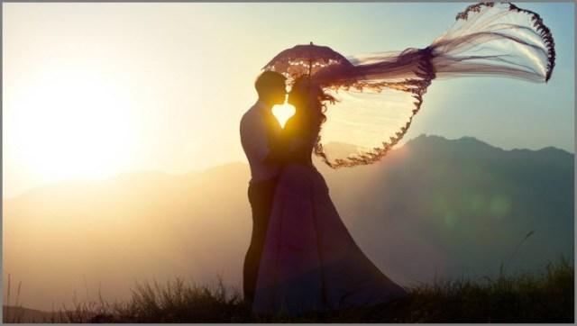 Влюблённые на рассвете
