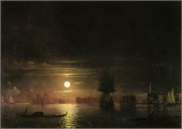 Ночь в Венеции