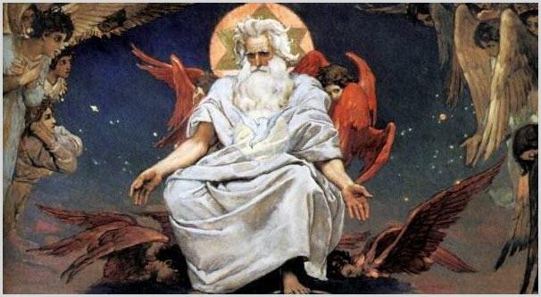 Бог Саваоф