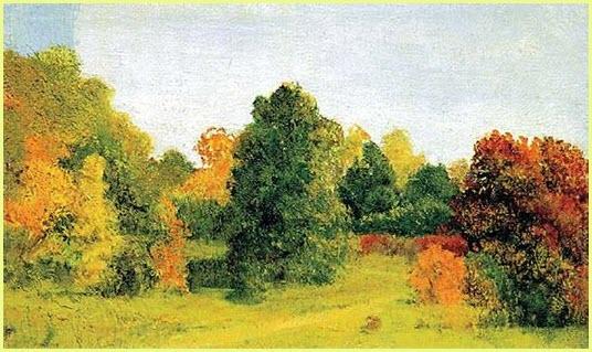 Осень картина 2