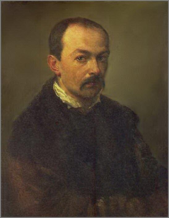Портрет Федотова