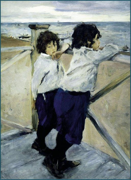 Дети картина