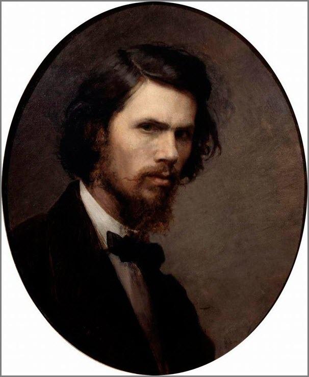 Портрет Крамского