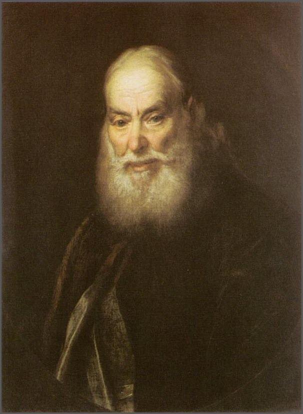 Портрет священника