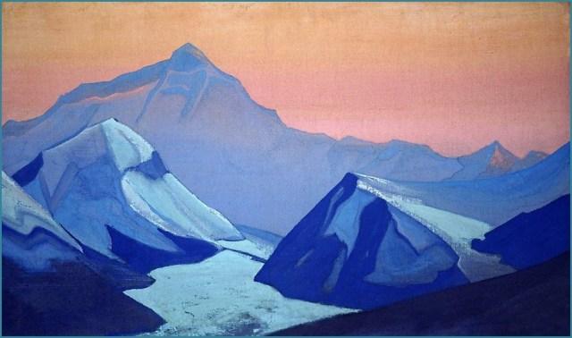 Гималаи Эверест