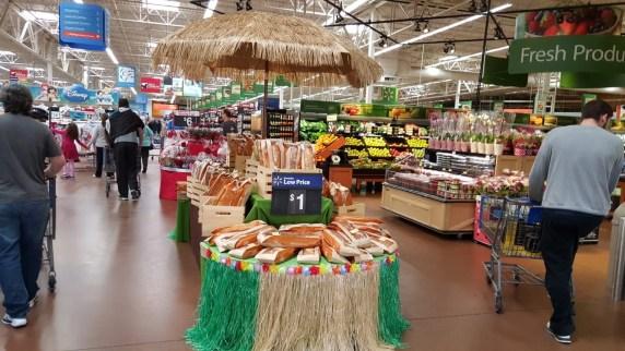 Supermercado em Orlando Walmart