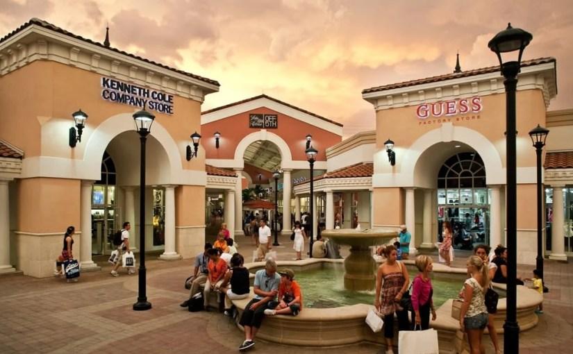 Premium Outlets Orlando – Melhores outlets da cidade