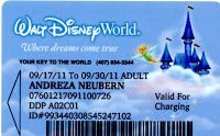 Key to the World, Disney