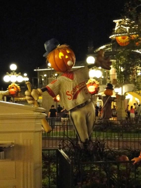 Halloween na Disney