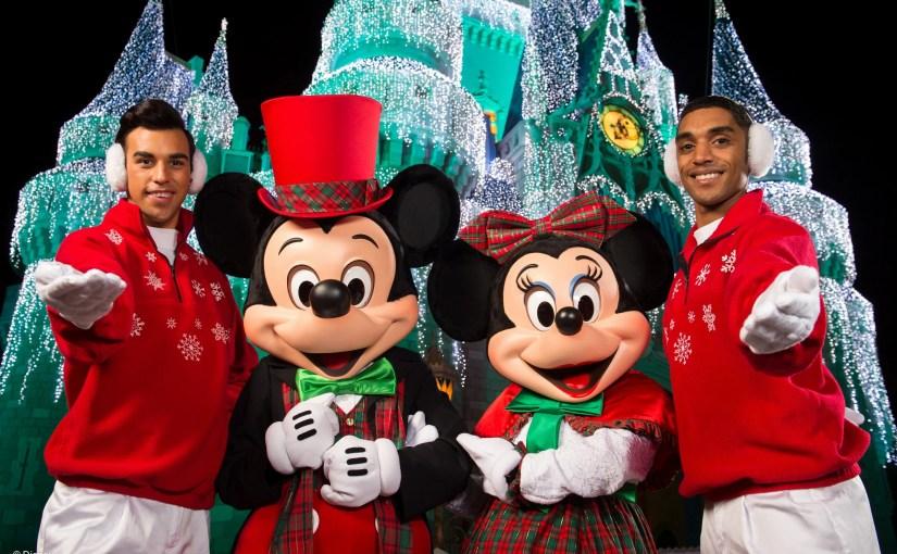 Festas de Natal na Disney