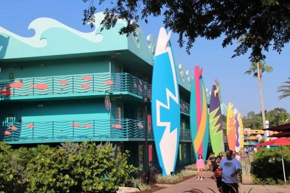 hotéis econômicos da Disney