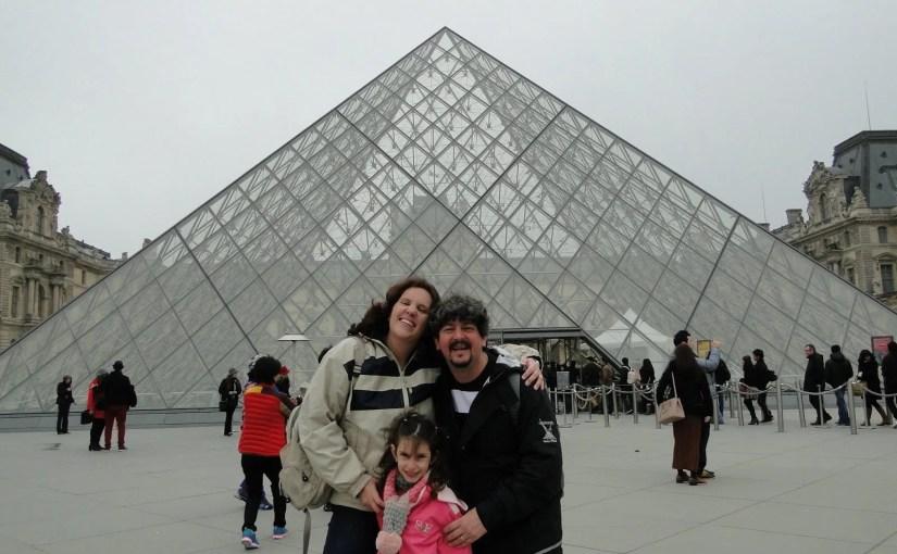 Voltamos de Paris!!!