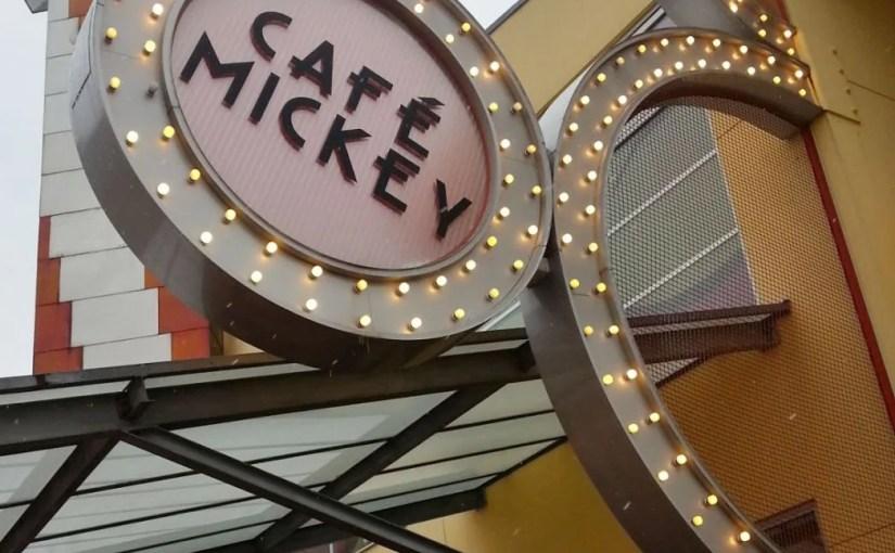 Café Mickey: Café da manhã com Mickey na Disneyland Paris