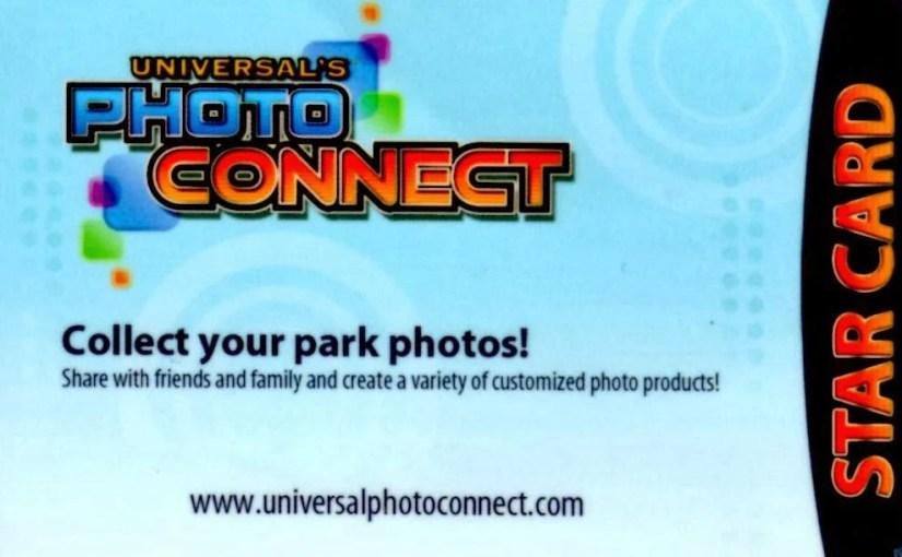 Photo Connect: O serviço de fotos da Universal Orlando