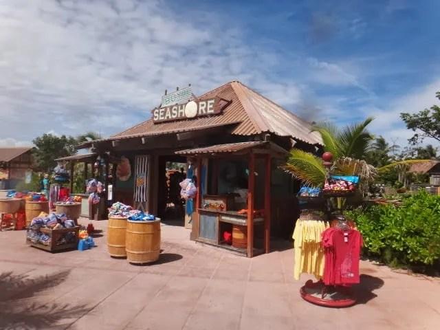 Foto Andreza Trivillin - Castaway Cay