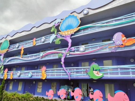 Art of Animation hotel Disney