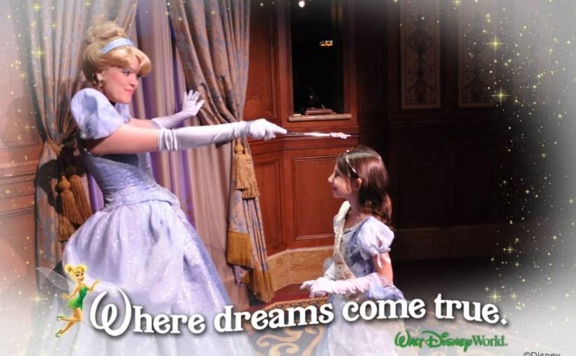 Onde encontrar as princesas Disney e outros personagens para as meninas