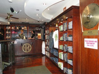 loja Hard Rock cafe
