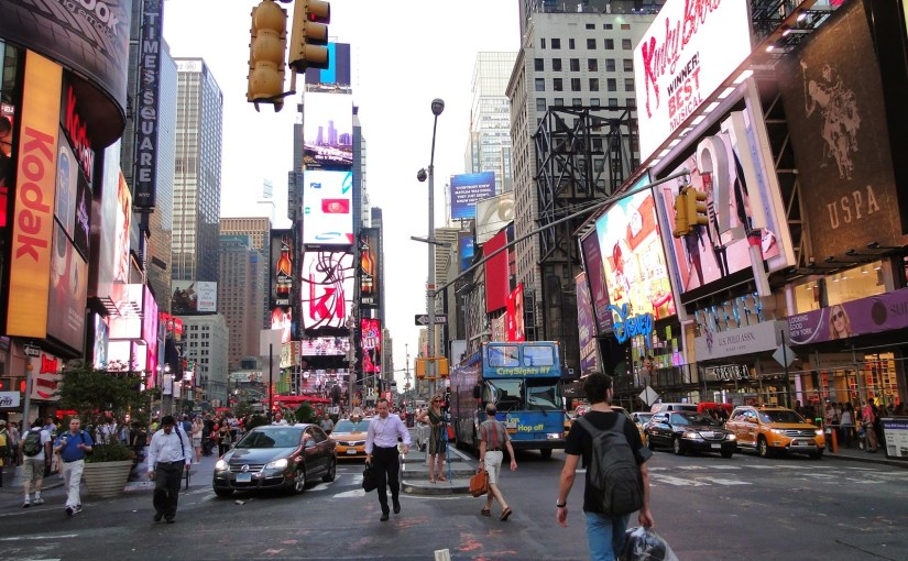 Disney Store em New York