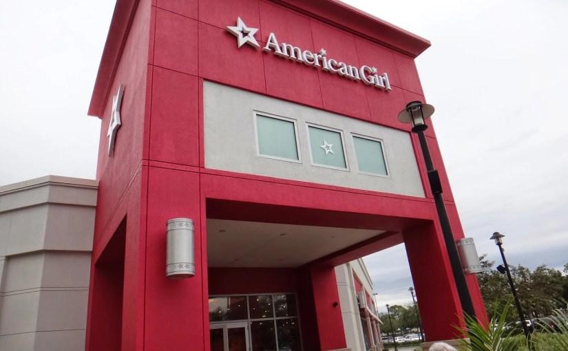 American Girl: A nova (e enorme) loja de bonecas no Florida Mall