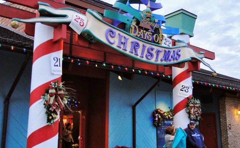 Days of Christmas: A loja da Disney que vende produto de Natal o ano todo