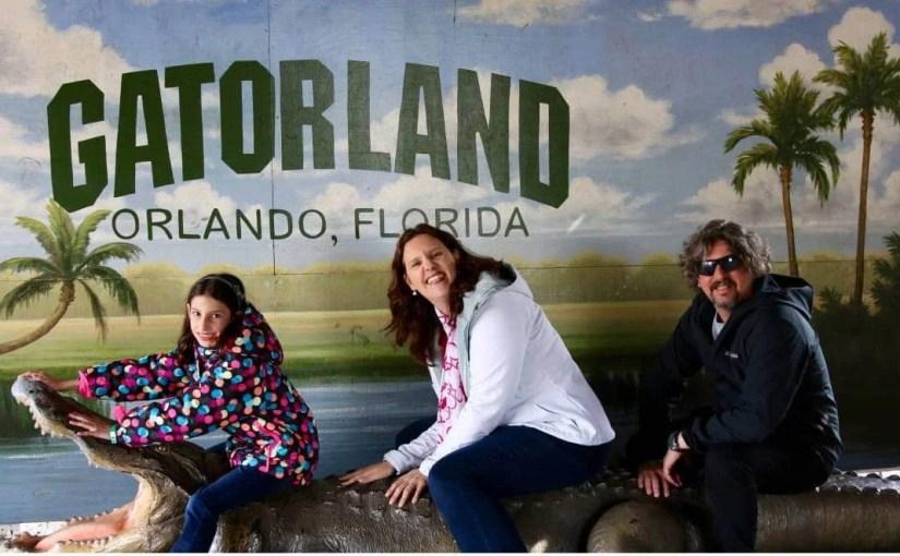 Gatorland: Onde encontrar jacarés e crocodilos em Orlando