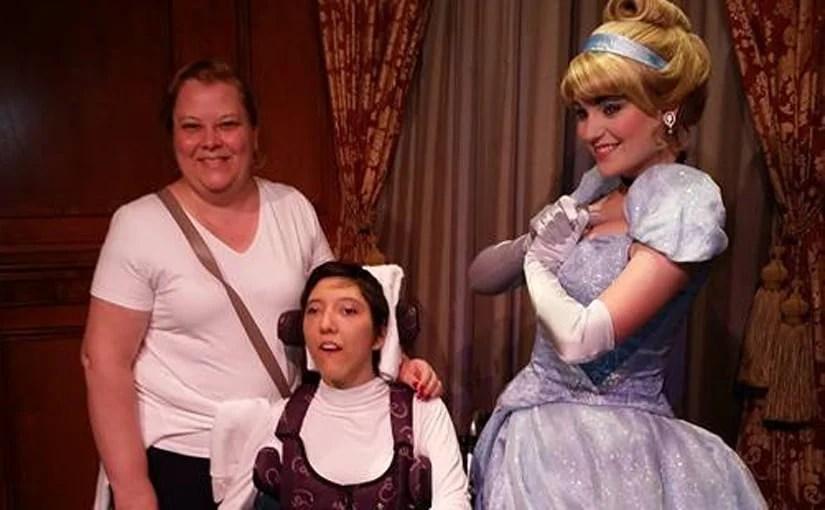 Pessoas com necessidades especiais na Disney – A viagem da Maria Beatriz, com paralisia cerebral