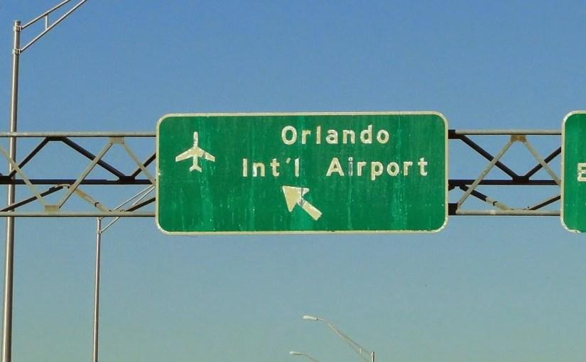 Como devolver carro alugado no aeroporto de Orlando