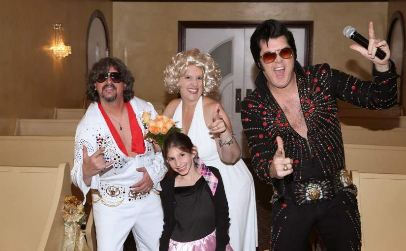 Como se casar em Las Vegas com e como o Elvis