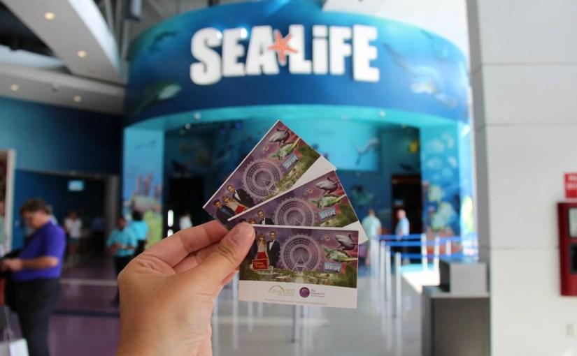 SeaLife Aquarium: Como é o aquário de Orlando