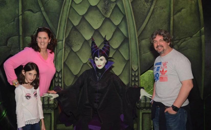 Club Villain – O novo jantar com vilões da Disney