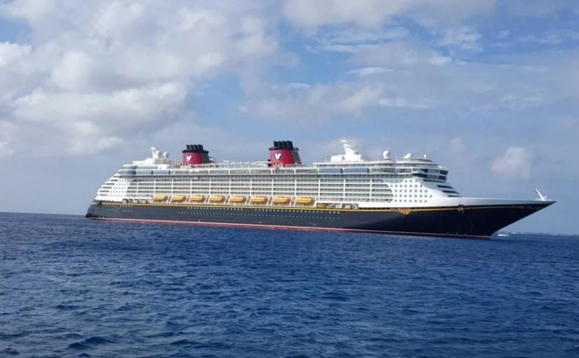 Disney Cruise eleita melhor empresa de cruzeiros
