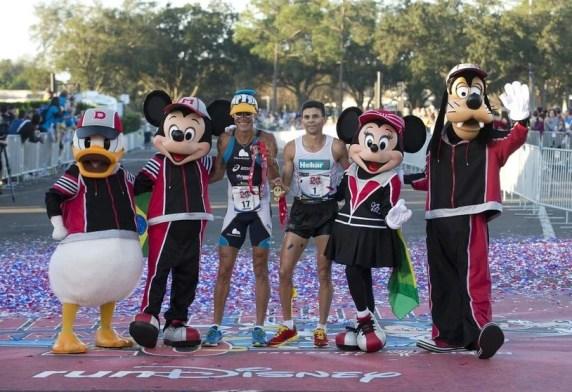 corrida Disney