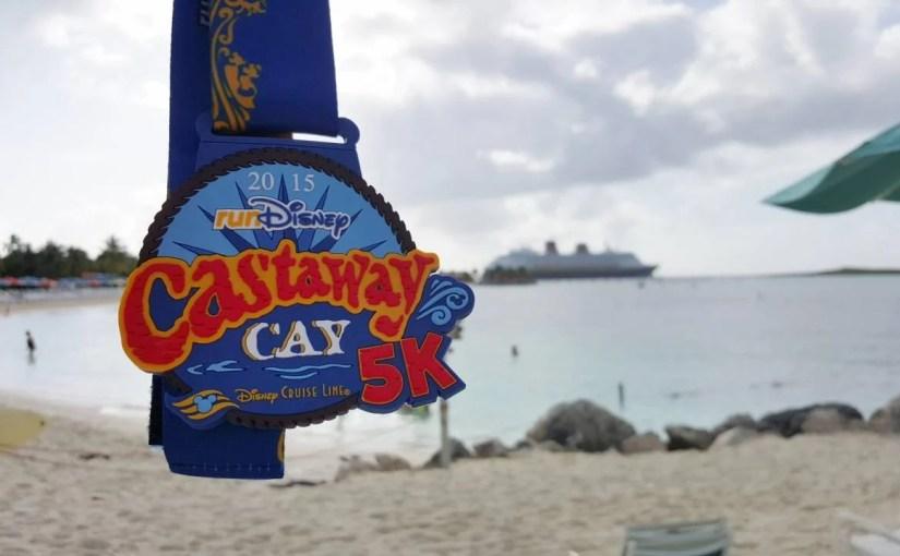 Castaway Cay 5k – Corrida na ilha Disney