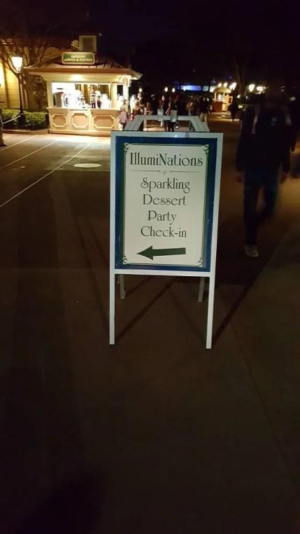 Sparkling Dessert Party