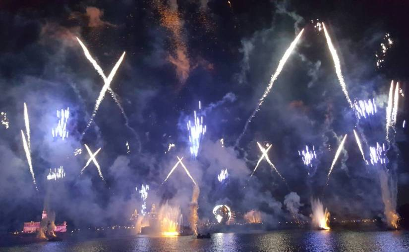 IllumiNations Sparkling Dessert Party – Fogos Vip no Epcot