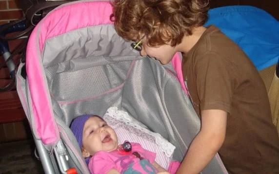viajar com bebê