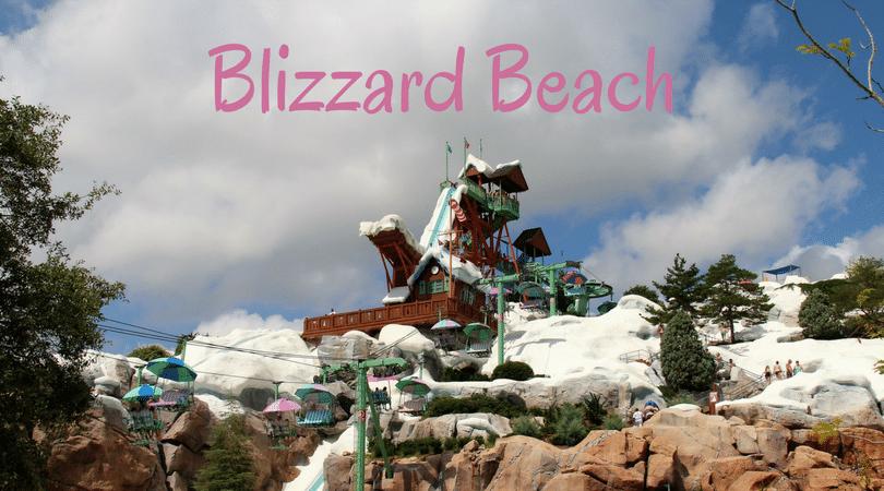 Tudo sobre o Blizzard Beach
