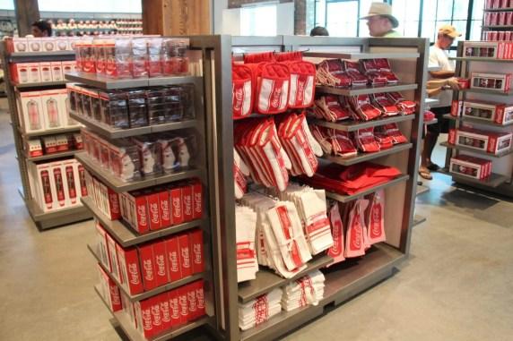 loja Coca Cola