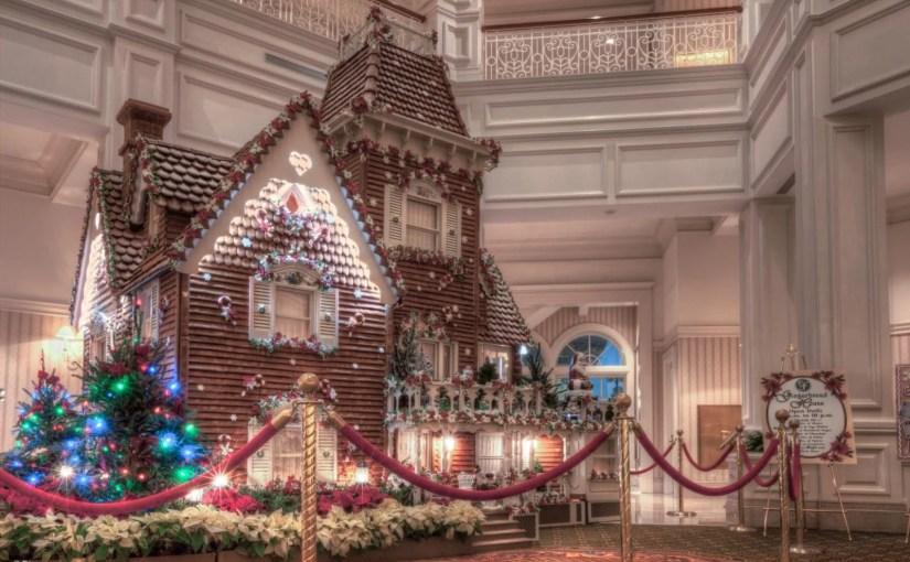Tour de Natal nos hotéis da Disney